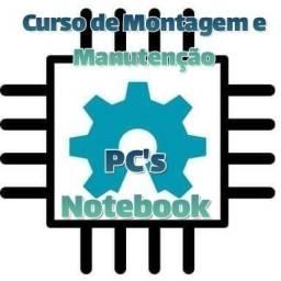 Curso de Montagem e Manutenção de PC e Notebook