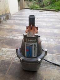 Motor de poço submerso