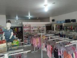 Vendo loja infantil completa