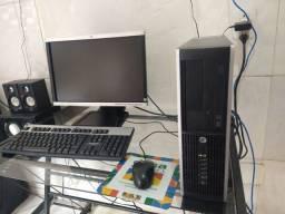 Computador completo i5 com monitor 19 Giratório