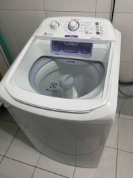 Máquina de lavar Eletrolux turbo economia 10,5kg branca 220V LAC11