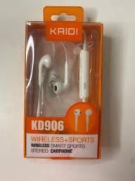Fone Kaidi KD906 Wireless+Sports Stereo Earphone