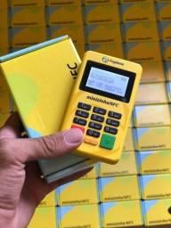 Maquininha Minizinnha NFC