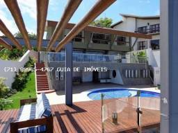 Casa em Condomínio para Venda em Salvador, Candeal, 4 dormitórios, 4 suítes, 6 banheiros,
