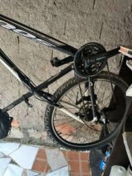 Bicicleta de alumínio soul