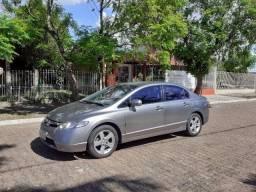 Honda Civic LXS 2007 câmbio manual