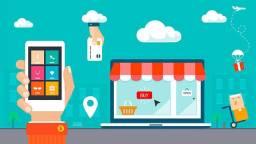 Loja Virtual + SSL + E-mail Corporativo + Sistema de pagamento automático