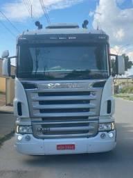 Scania 124 top !! Motor 420