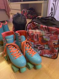 patins oxer profissional