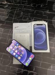IPhone 12 64 Gigas Preto 1 Mês De Uso