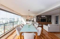 Apartamento com 4 dormitórios para alugar, 209 m² - Granja Julieta - São Paulo/SP