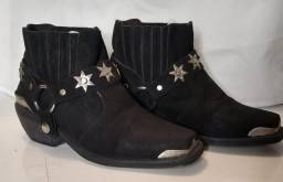 Bota Fran Boots Country Camurça