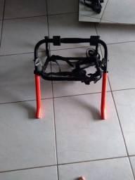 Suporte para transportar bike