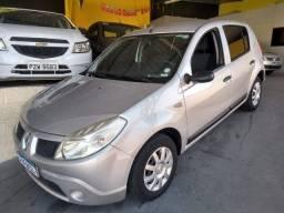 Renault Sandero 2009 Completo 137.000 km