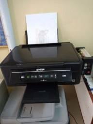 Impressora ecotanque muito boa.