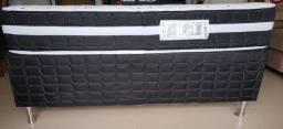 Umuarama Conjunto Box casal, seminovo, Anjos. Menos de 1 ano de uso. 700,00 Motivo mudança