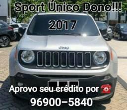 Jeep Renegade Único dono Sport Oportunidade