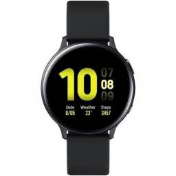 Novo Lacrado Smartwatch Samsung Galaxy Watch Active 2 - Preto 44mm