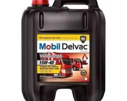 Balde de óleo 15W40 MOBIL DELVAC  DIESEL