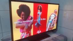 "Tv 51""Samsung Digital perfeita."