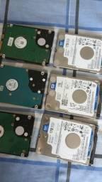 Hd Disco Rígido 01Tb, 320Gb e 500Gb para Notebooks com Brinde Surpresa