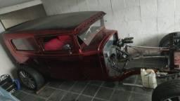 Vendo Rot Rod Ford Tudor Lindissimo Raridade Oportunidade Unica