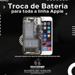 Iphone com Bateria Viciada?