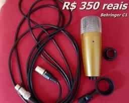 Microfone Behringer C-1