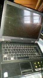 Notebook CCE 2GB de Ram