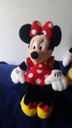 Pelucias Minnie Mouse raras antiga Disneslandia- ver descrição