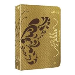 Bíblia da Mulher Virtuosa - Dourada