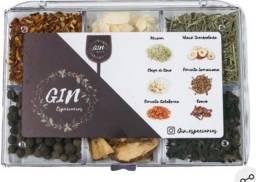 Caixinha de especiarias #gin