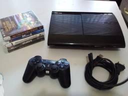 PS3 SUPER SLIM 500GB