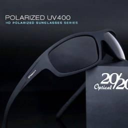 Óculos Masculino De Sol Polarizado Uv400