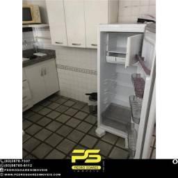 Título do anúncio: Apartamento mobiliado com 1 dormitório para alugar, 40 m² por R$ 1.200/mês - Manaíra - Joã