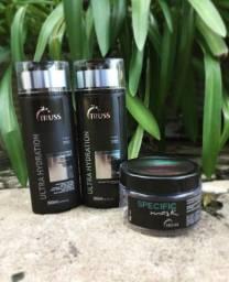 Kit Truss shampoo condicionador e máscara