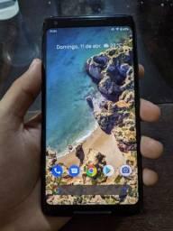Google pixel 2xl 2 xl COMPLETO pra vende logo.