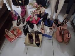 Vendemos sapatos sandálias sapatilhas