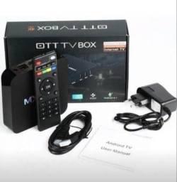 Tv box 64Gigas/4Ram +brinde promoção imbatível!!!