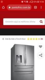 Vendo geladeira Samsung