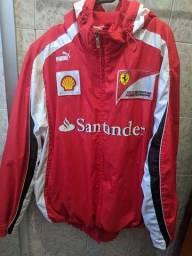 Jaqueta Santander Ferrari