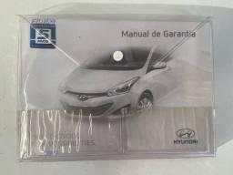 Título do anúncio: Manual original Hyundai HB20 Sedan 2014/2014