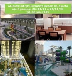 Disponibilidade temporada Salina exclusive resort