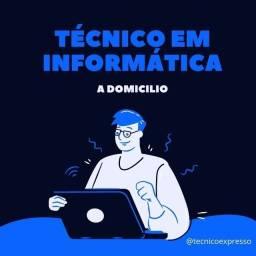 manutençãoo de computadores e notebooks *
