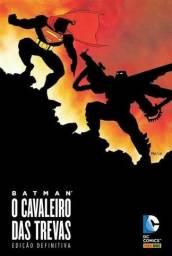 HQ Batman: O Cavaleiro das Trevas I e II - Edição Definitiva - Capa Dura