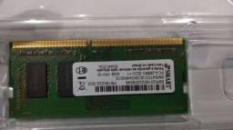 RAM4 GB DDR4 notebook