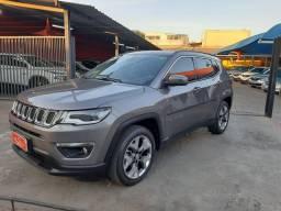 Jeep Compass Longitude 2.0 4x2 Flex 16 v automático 2019/2019