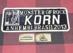 Título do anúncio: Placa korn