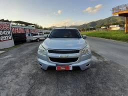 GM CHEVROLET S/10 LT com ar  4x2 ANO 2013 FLEX COM GNV