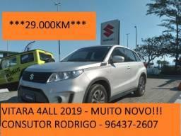 Título do anúncio: Vitara 2019 (((((( 29.000km ))))))